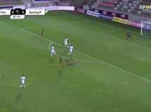 Maritimo Funchal 2:0 Sporting Lizbona