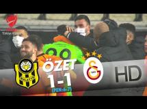 Yeni Malatyaspor 0:0 Galatasaray SK