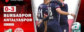 Bursaspor 0:3 Antalyaspor
