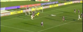 Fiorentina 1:1 Inter Mediolan