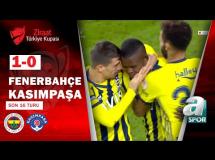 Fenerbahce 1:0 Kasimpasa