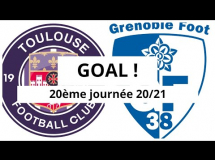Toulouse 2:0 Grenoble