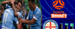 Melbourne City 2:1 Western United FC