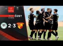 Konyaspor 2:3 Goztepe