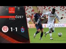Antalyaspor 2:0 Trabzonspor