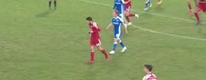 Accrington 0:1 Gillingham FC