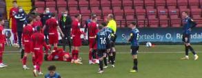 Rochdale 3:3 Wigan Athletic
