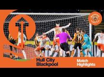 Hull City 1:1 Blackpool