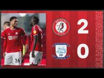 Bristol City 2:0 Preston North End