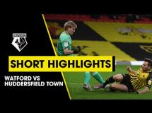 Watford 2:0 Huddersfield