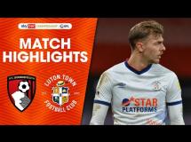 AFC Bournemouth 0:1 Luton