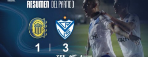 Velez Sarsfield 1:3 Rosario Central