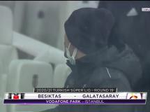Besiktas Stambuł 2:0 Galatasaray SK