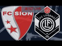FC Sion 1:1 Lugano