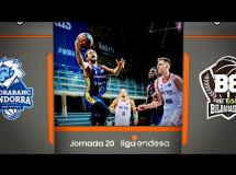 MoraBanc Andorra 72:70 Bilbao Basket