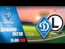 Legia Warszawa 2:0 Dynamo Kijów