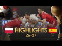Polska 26:27 Hiszpania