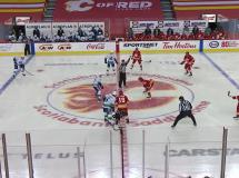 Calgary Flames 1:0 Vancouver Canucks