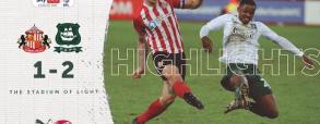 Sunderland 3:2 Plymouth