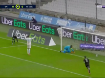 Olympique Marsylia 0:1 Lens