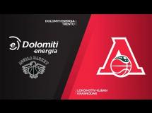 Trento 96:84 Lokomotiv Kubań