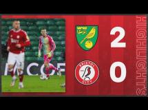 Norwich City 2:0 Bristol City