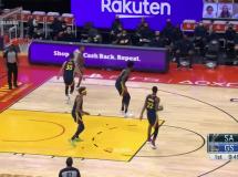 Golden State Warriors 121:99 San Antonio Spurs