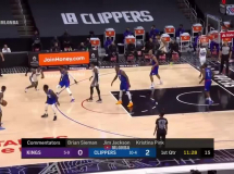 Los Angeles Clippers 115:96 Sacramento Kings