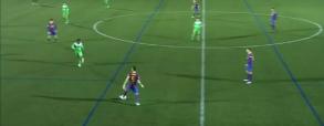 Cornella 0:2 FC Barcelona