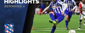 FC Emmen 1:2 Heerenveen