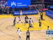Golden State Warriors 104:119 New York Knicks