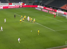 Borussia Monchengladbach 4:2 Borussia Dortmund