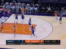 Phoenix Suns 126:130 Denver Nuggets