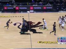 Sacramento Kings 110:123 New York Knicks