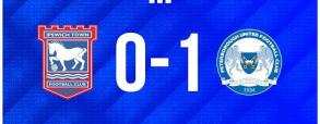 Ipswich Town 0:1 Peterborough