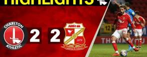 Charlton Athletic 2:2 Swindon