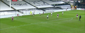 Fulham 0:3 Burnley