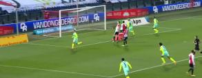 Feyenoord 2:3 AZ Alkmaar