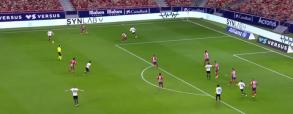 Atletico Madryt 3:1 Valencia CF