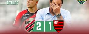 Atletico Paranaense 2:1 Flamengo