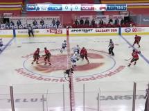 Calgary Flames 1:1 Toronto Maple Leafs