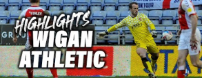 Wigan Athletic 0:0 Fleetwood Town