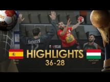 Hiszpania 26:25 Węgry