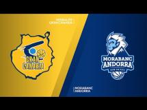 Gran Canaria 63:66 MoraBanc Andorra