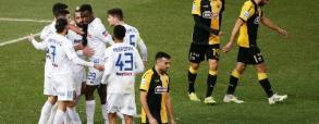 AEK Ateny 0:2 Giannina
