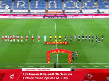 Almeria 0:0 Osasuna