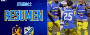 Managua FC 3:0 Deportivo Ocotal