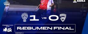 Walter Ferretti 3:0 Juventus Managua