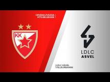 Crvena Zvezda 78:81 Lyon-Villeurbanne