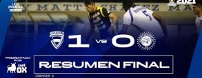 Juventus Managua 1:0 Diriangen FC